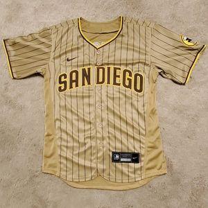 Tatis Jr San Diego Padres 2020 Stitched Jersey